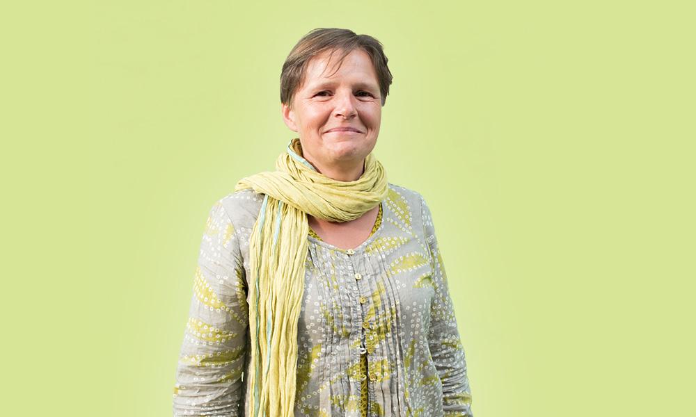 Kursleiterin: Babette Gibb