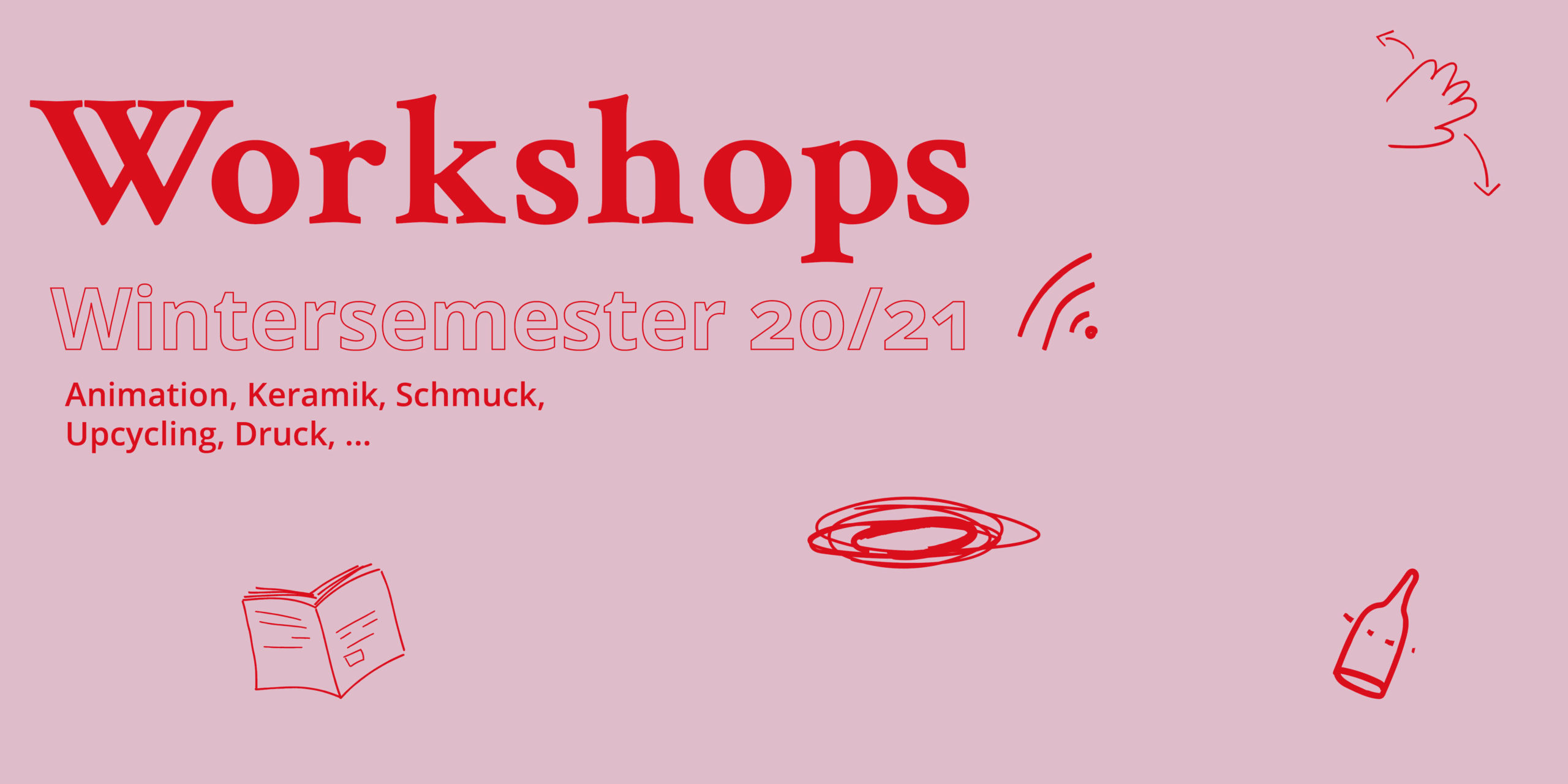 Workshops Wintersemeter 20/21