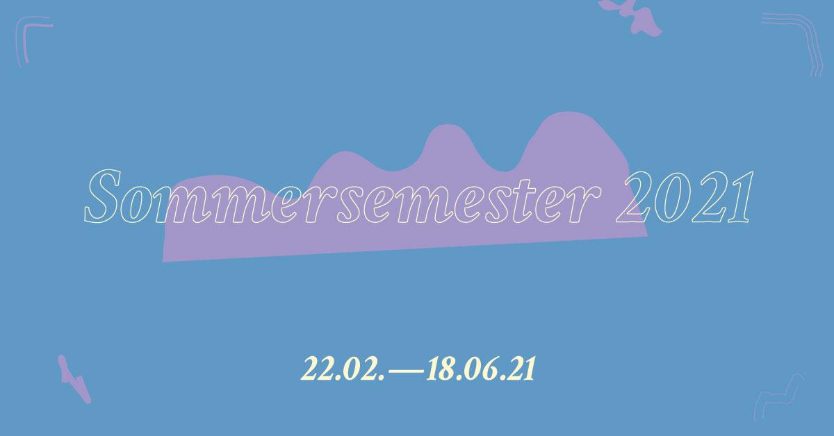 Sommersemester 2021
